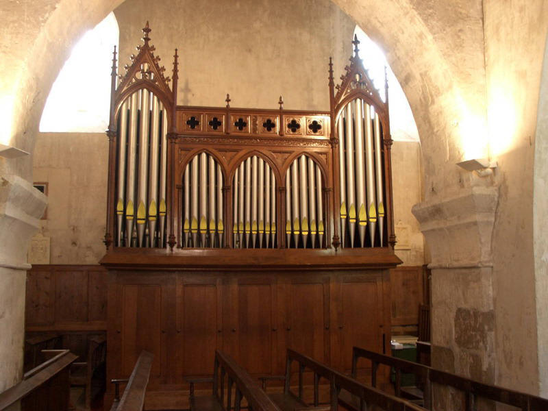 image de Association de l'orgue de Saâcy