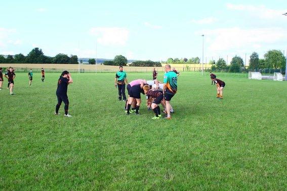 image de Olympique Columérien & Pays Fertois Rugby