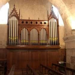 Association de l'orgue de Saâcy